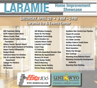 Laramie Home Improvement Showcase