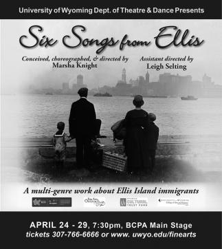 Six Songs from Ellis