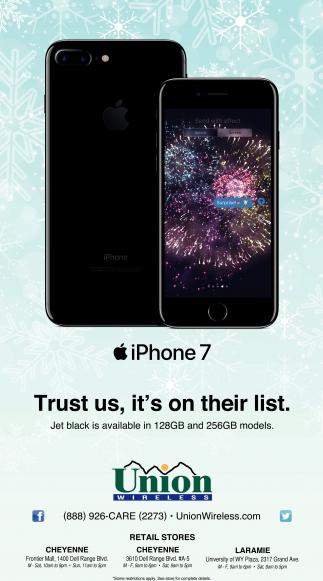 Trust us, it's on their list