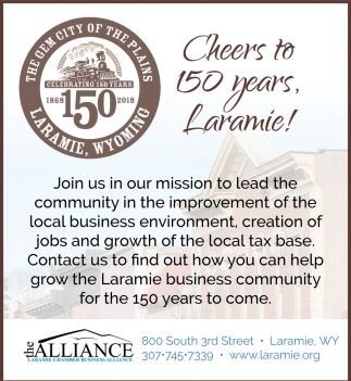 Laramie Chamber Business Alliance