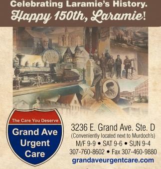 Celebrating Laramie's History