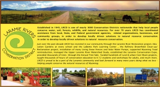 Laramie Rivers Conservation District
