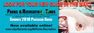 Look for your New Guide in the Mail!