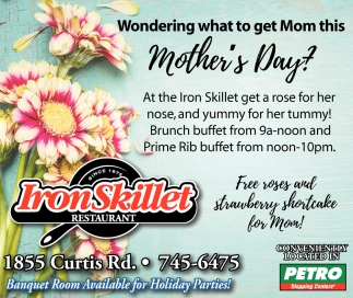 Wondering what to Get Mom this Mother's Day?