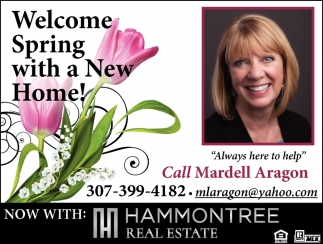 Welcome Spring with a New Home!