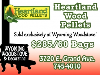Heartland Wood Pellets