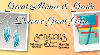 Great Moms & Grads Deserve Great Gifts