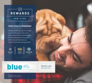 Rewards for Life