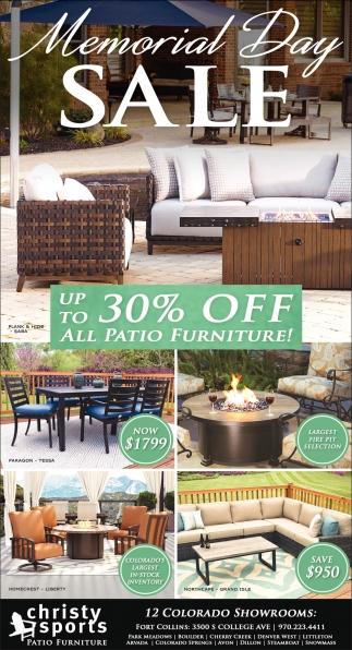 Sensational Memorial Day Sale Christy Sports Patio Furniture Download Free Architecture Designs Scobabritishbridgeorg