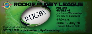 Rookie Rugby League
