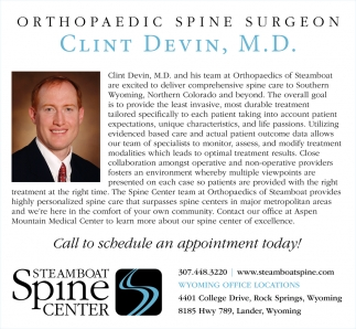Orthopaedic Spine Surgeon