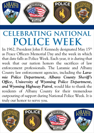 Celebrating National Police Week