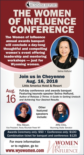 The Women of Influence Conference