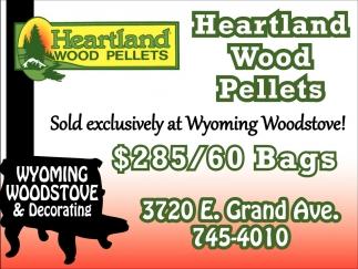 Heartland Wood Pellets