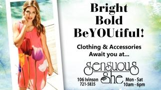Bright Bold BeYOUtiful!