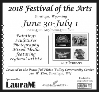 2018 Festival of the Arts