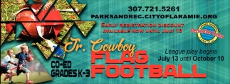 Jr. Cowboy Flag Football