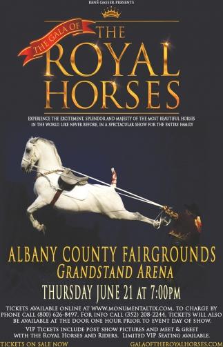 The Royal Horses