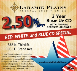Red, White & Blue CD Special