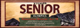 Wyoming Senior Olympics