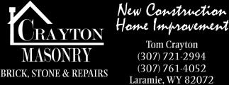 Brick, Stone & Repairs