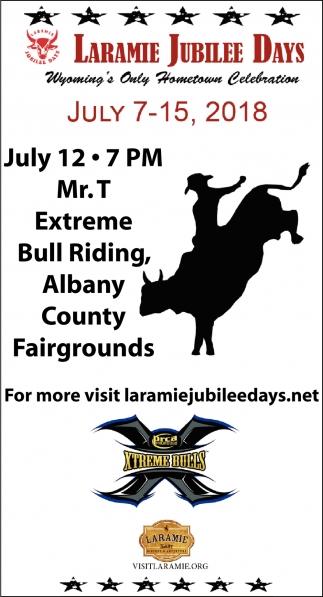 Laramie Jubilee Days