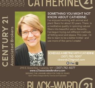Schedule a Meeting with Catherine