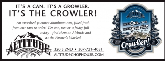 It's the Crowler!