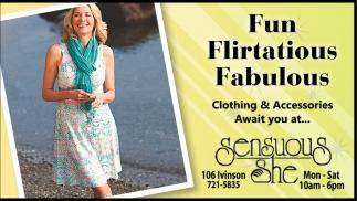 Fun Flirtatious Fabulous