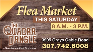 Flea Market this Saturday