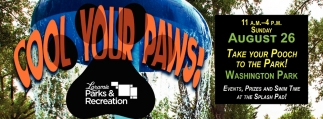 Cool your Paws!