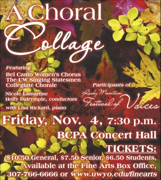 A Choral Collage