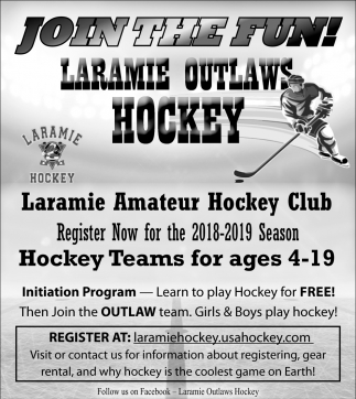 Laramie Outlaws Hockey