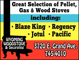 Great Selection of Pellet
