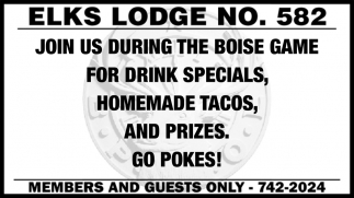 Join Us During the Boise Game