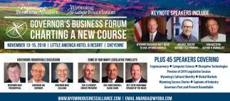Governor's Business Forum