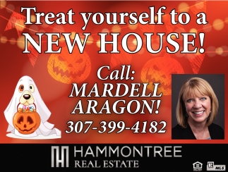 Treat yourself to a New House!