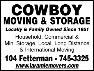Locally & Family Owned Since 1951