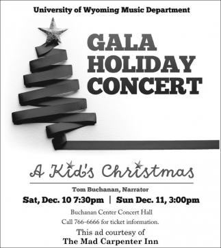 Gala Holiday Concert
