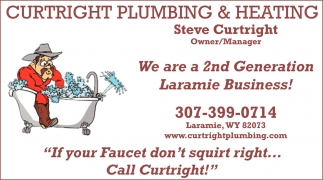We are 2nd Generation Laramie Business