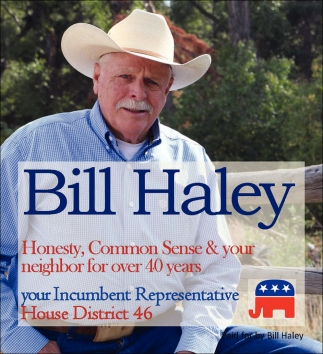Your Incumbent Representative