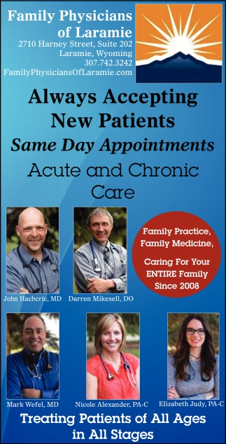 Always Accepting New Patients