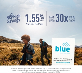 Sky High Savings