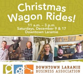 Christmas Wagon Rides