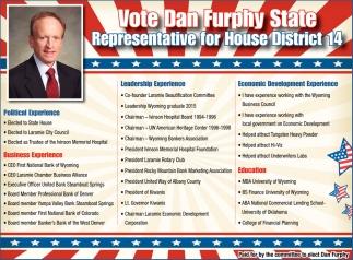 Vote Dan Furphy