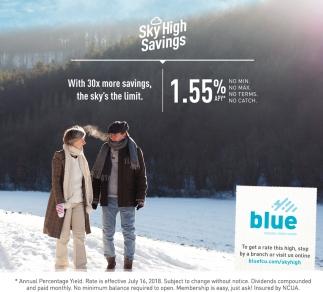 Sky High Savings