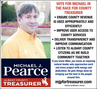 Albany County Treasurer