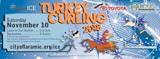 Turkey Curling 2018