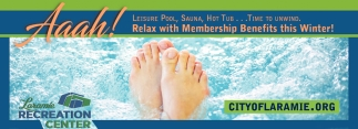 Relax With Membership Benefits this Winter!