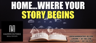 Home... Where Your Story Begins